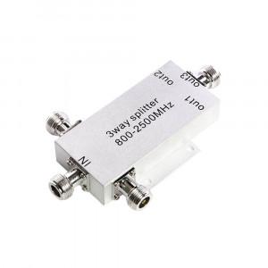 Делитель сигнала c микрочипом (сплиттер) 1/3 WS 505 800-2500 MHz - 2