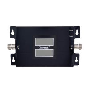 Усилитель сигнала Lintratek 17L 900/1800 mHz (для 2G/4G) 65 dBi, кабель 10 м., комплект - 4