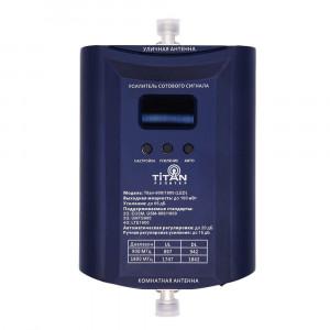 Усилитель сигнала связи Titan-900/1800 комплект (LED) - 2