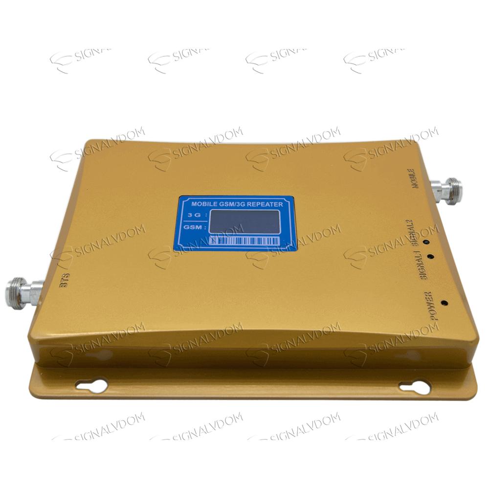 Усилитель сотовой связи KW20L (900 / 2100 mHz) (для 2G и 3G) - 2