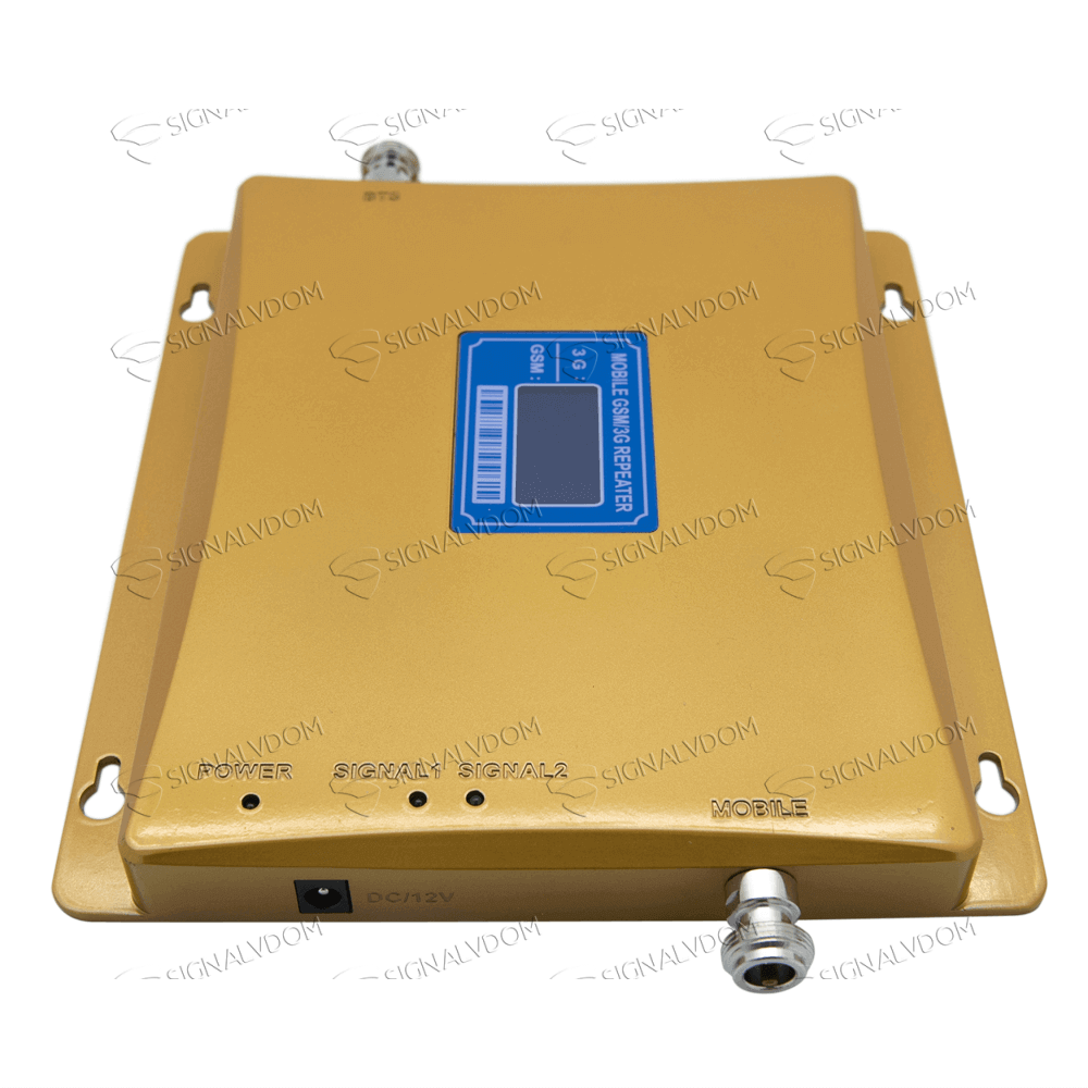 Усилитель сотовой связи KW20L (900 / 2100 mHz) (для 2G и 3G) - 3