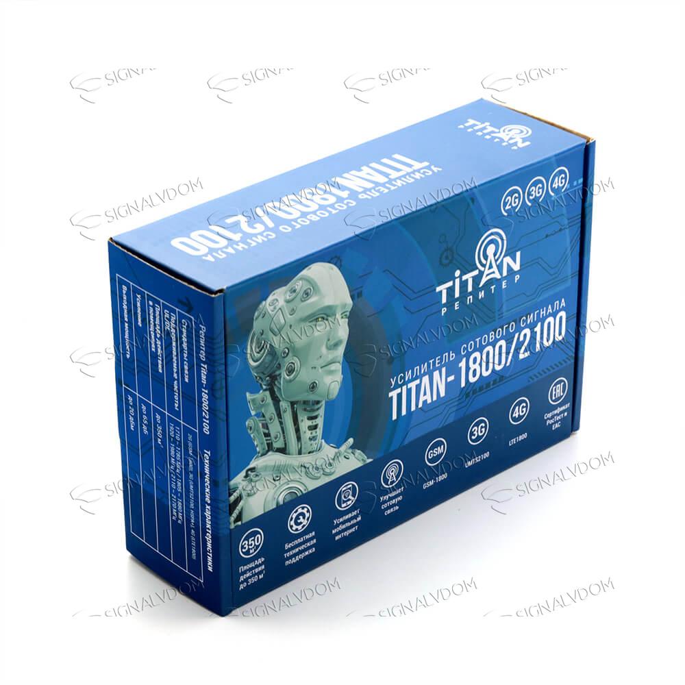 Усилитель сигнала Titan-1800/2100 комплект - 4